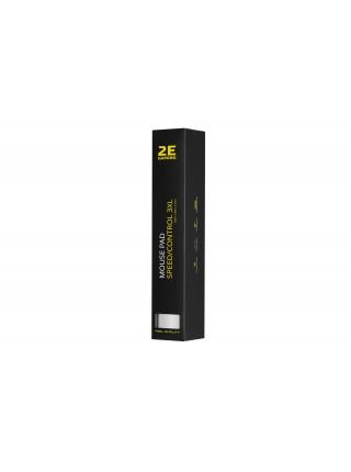 Ігрова поверхня 2E Gaming Speed/Control Mouse Pad 3XL White (550*1200*4 мм)