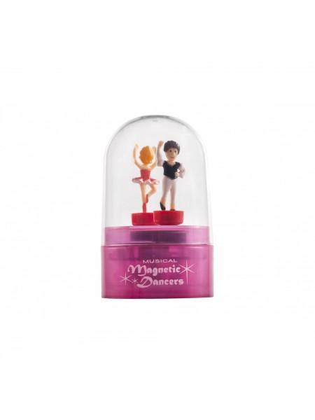 Музична коробка goki Танці (рожева) 13199G-4