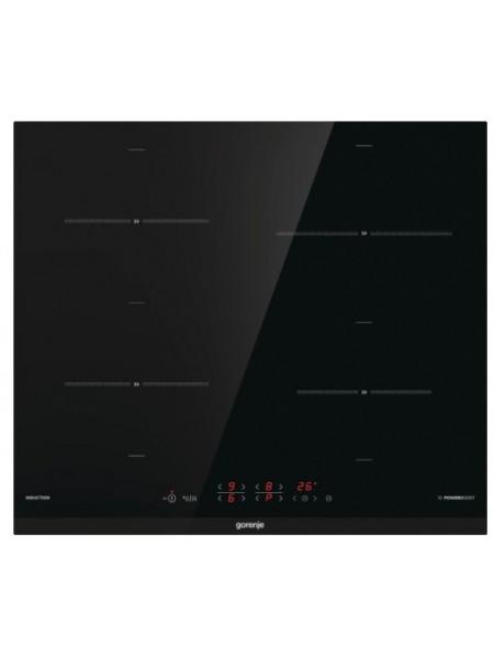 Варильна поверхня Gorenje IT641BCSC/індукц/сенс.упр/PowerBoost -швидкий нагрів/ SmartControl/таймер/