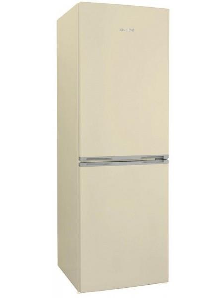 Холодильник з нижн. мороз. камерою SNAIGE RF53SM-S5DP2F, 176х65х60см, 2 дв., 191л(88л), A+, ST