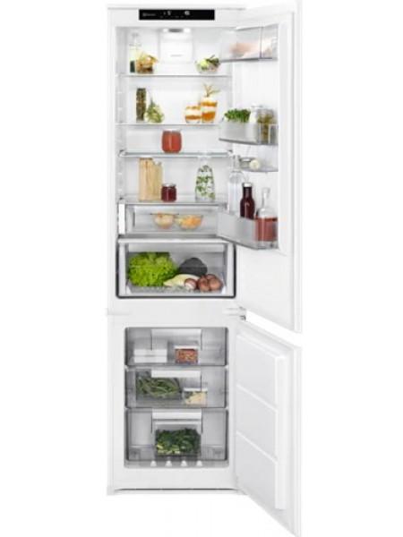 Вбуд. холодильник с мороз. камерою Electrolux RNS9TE19S, 188х55х56см, 2 дв., Холод.відд. - 213л, Мор