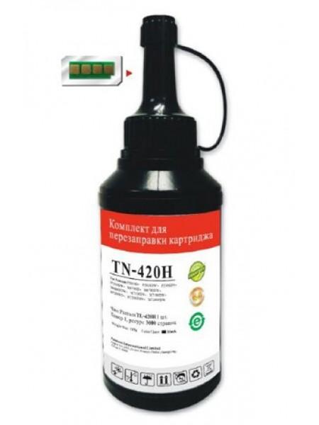 Комплект для заправки картриджа Pantum TL-420H, TL-420X  M7100, P3010/3300 (1*3000стр; 1тонер + 1чип