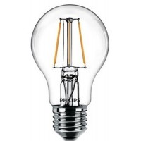 Лампа світлодіодна PhilipsLEDClassic 6-60W A60 E27 865 CL NDAPR