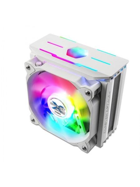 Процесорний кулер Zalman CNPS10X OPTIMAIIWHITE RGB LGA2066,2011-V3,2011,115X,1366,AM4,AM3+,AM3,FM2+,