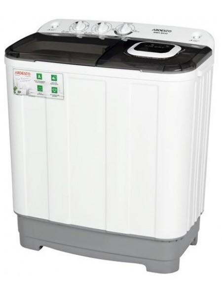 Пральна машина напівавтомат ARDESTO WMH-B65DPM, 6.5кг, 1350, 41см, Білий