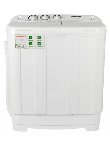 Пральна машина напівавтомат ARDESTO WMH-W60CPM, 6кг, 1350, 41см, Білий