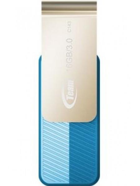 Флеш пам'ять USB 3.0 16GB Team Group C143 (TC143316GL01)