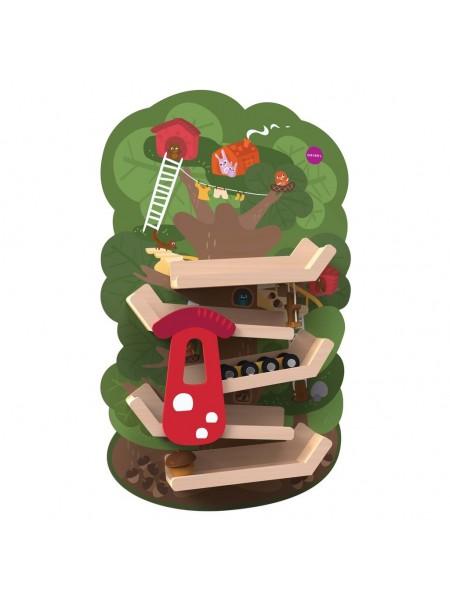 Настінна іграшка Oribel Veritiplay Пригоди на дереві OR815-90001