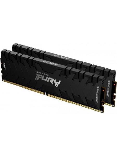 Пам'ять до ПК Kingston DDR4 4266 16GB KIT (8GBx2) FURYRenegadeBlack