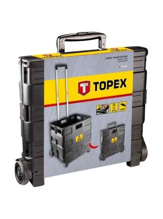 Візок вантажний TOPEX універсальна складна, 37x42 см, до 35 кг (79R306)