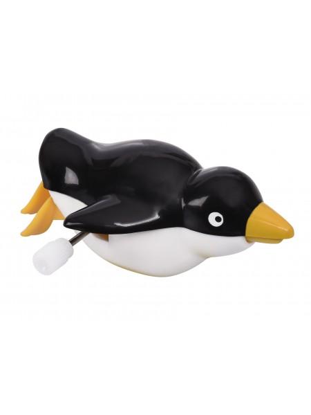 Заводна іграшка goki Пінгвін 13100G-4