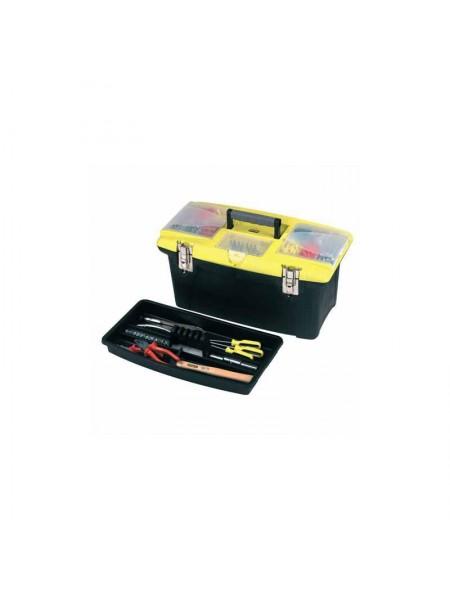 """Ящик для інструменту Stanley """"JUMBO"""", 40.5x25.4x17.8см (1-92-905)"""