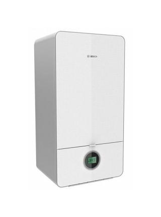 Котел газовий Bosch Condens 7000 W GC 7000 iW 14 P конденсаційний, одноконтурний, 14 кВт, білий