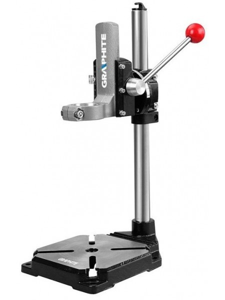 Стійка для дрилі GRAPHITE, діаметр 423 мм, крок 60 мм