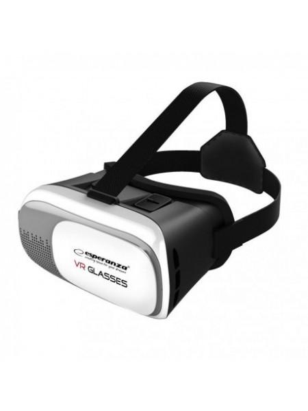 Окуляри віртуальної реальності 3D VR для смартфонів Esperanza 3D VR Glasses EMV300 (EMV300)
