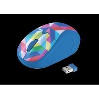 Беспроводная мышка TRUST Primo Wireless Mouse Geometry (21480)