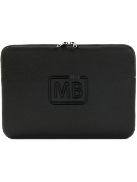 """Чохол для ноутбука 13"""" Tucano New Elements MB (Black)"""