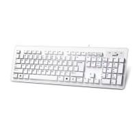 Клавиатура проводная Genius SlimStar 130 (31300726104)