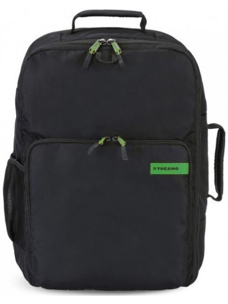 Рюкзак для спорта Tucano Sport Mister чорний (BKMR-BK)