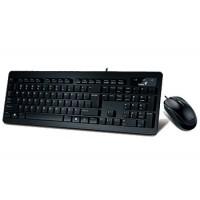 Набор мышь + клавиатура беспроводная Black Genius SlimStar 8006 (31340002402)