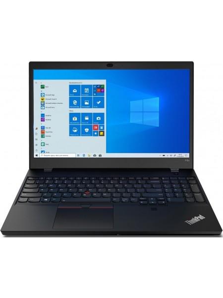 Ноутбук Lenovo ThinkPad P15v 15.6FHD IPS AG/Intel i7-11850H/32/1024F/T600-4/W10P