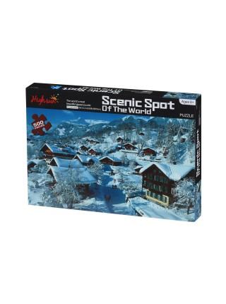 Пазл Same Toy Scenic Spot 500 ел. 88037Ut