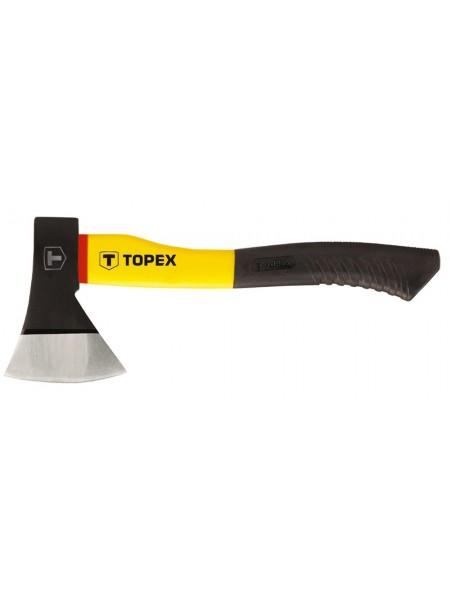 Сокира TOPEX 600 г, рукоятка зі скловолокна (05A200)