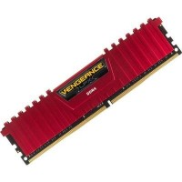 Модуль пам'яті Vengeance LPX Red 8GB DDR4 2400Mhz Corsair CMK8GX4M1A2400C16R