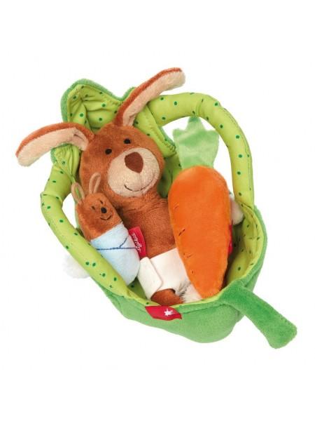 М'яка іграшка sigikid Люлька кролика 41687SK
