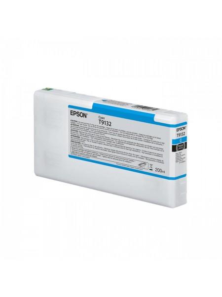 Картридж Epson SC-P5000 200ml Cyan (C13T913200)