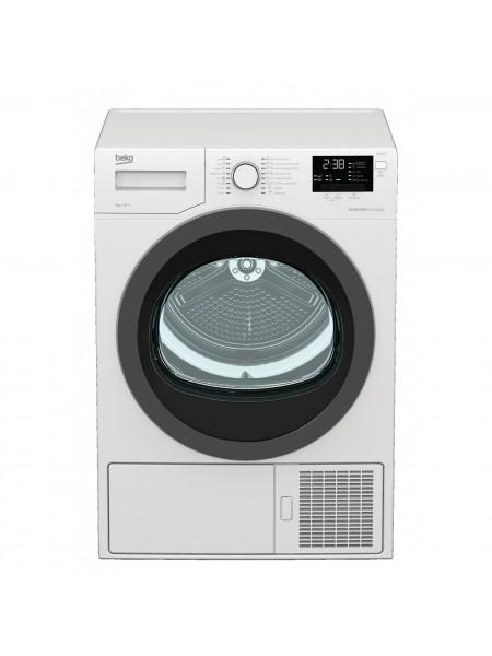 Сушильний барабан Beko DS8433RX - 54 см/8 кг/Heat-Pump/дисплей/16 прогр/A++/білий