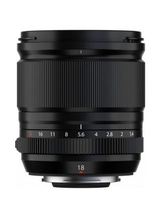 Об`єектив Fujifilm XF-18mm F1.4 R LM WR