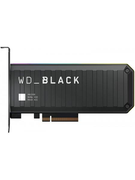 Твердотільний накопичувач SSD AIC WD_BLACK AN1500 2TB NVMe PCIe 3.0 8x RGB