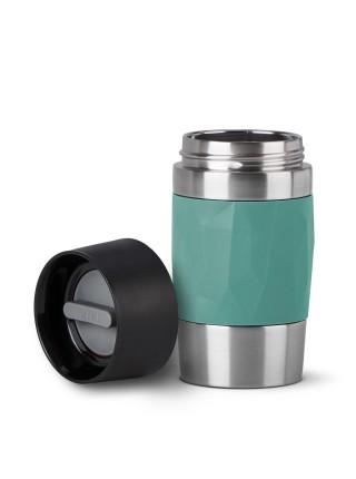 Термокухоль Tefal Compact mug 0,3л зелений