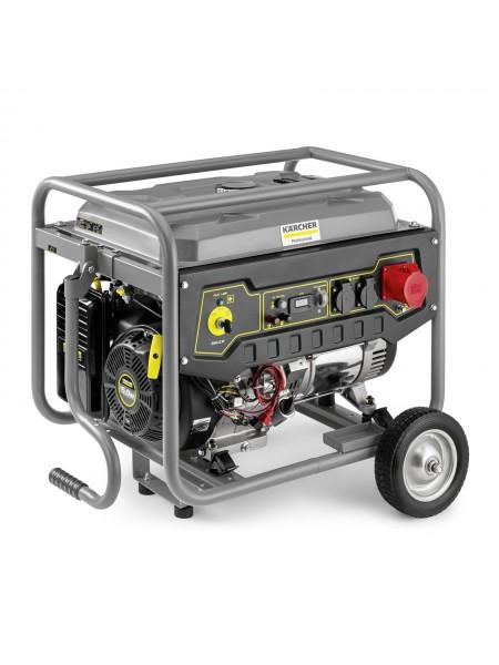 Генератор Karcher PGG 8/3 бензиновий, 380 (+ 230В), max 7.5кВт (1.042-209.0)