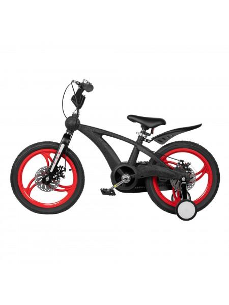 Дитячий велосипед Miqilong YD Чорний 16` MQL-YD16-Black