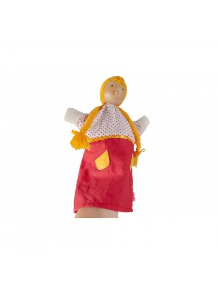 Лялька-рукавичка goki Гретель 51649G