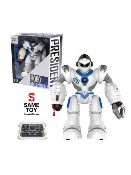 Робот Дестроєр Same Toy на радіокеруванні (білий)