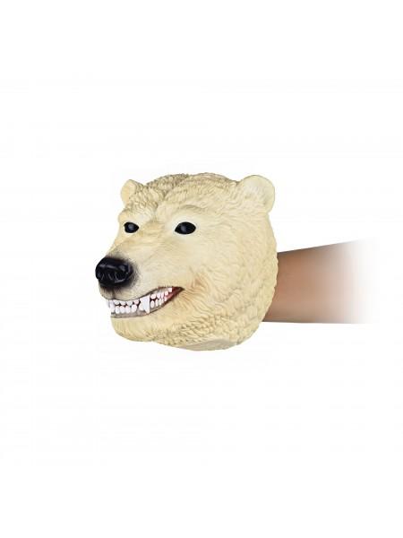 Іграшка-рукавичка Same Toy Полярний ведмідь X306Ut