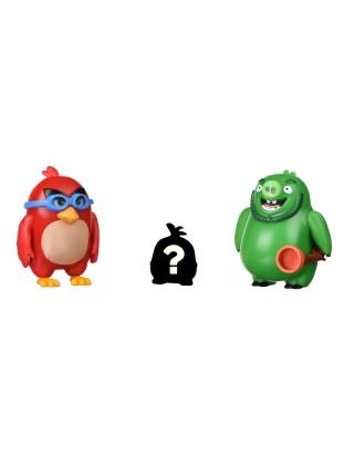 Набір Jazwares Angry Birds ANB Mission Flock Ред та Леонард