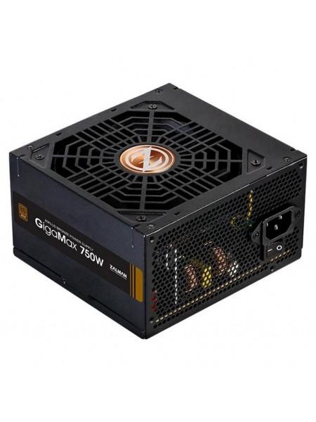 Блок живлення Zalman 750-GVII GigaMax (750W),80+Bronze,aPFC,120мм,24+(4+4),5xSATA,4xPCIe,+3,1xFDD