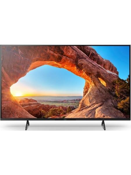 "Телевiзор 65"" LED 4K Sony KD65X85TJCEP Smart, Android, Black"