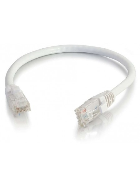 Патч-корд Cat5e C2G 1.5 м білий