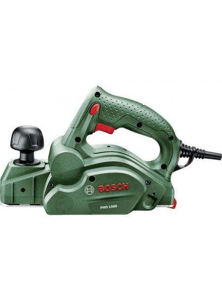 Рубанок Bosch PHO 1500, 550Вт, 82мм, 2.6 кг (0.603.2A4.020)