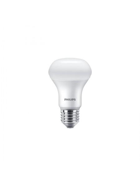 Лампа светодиодная Philips LED Spot 7W E27 2700K 230V R63 RCA