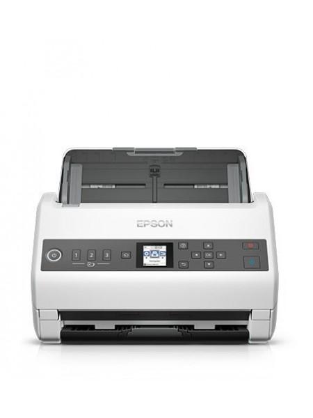 Сканер А4 Epson WorkForce DS-730N