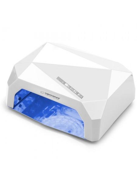 Лампа для нігтів Esperanza UV Lamp EBN002W