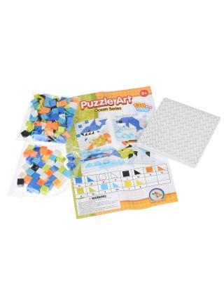 Пазл Same Toy Мозаїка Puzzle Art Ocean serias 136 ел. 5990-4Ut