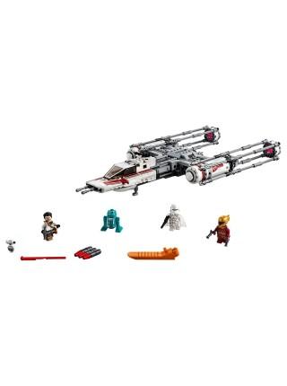 Конструктор LEGO Star Wars Зоряний винищувач Повстанців типу Y 75249