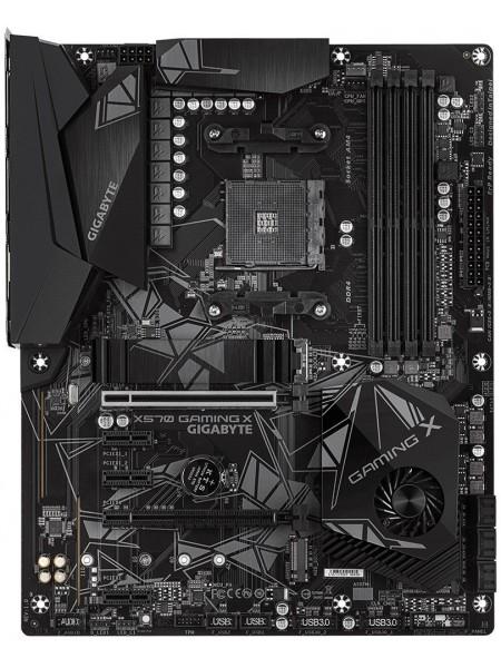 Материнська плата GIGABYTE X570 GAMING X sAM4 4xDDR4 HDMI M.2 ATX
